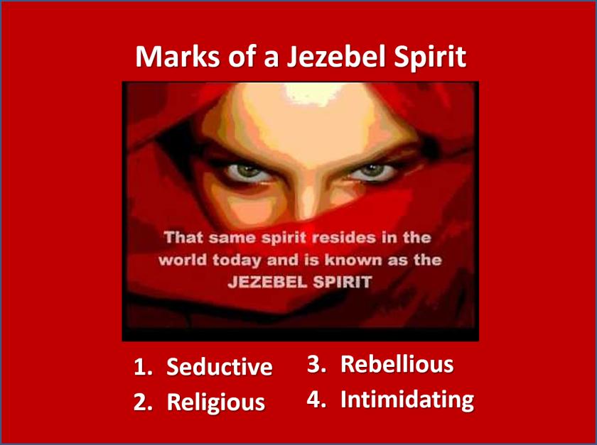 Image result for jezebel spirit
